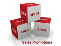 Retail Event Sales Assistant | Manchester City Centre