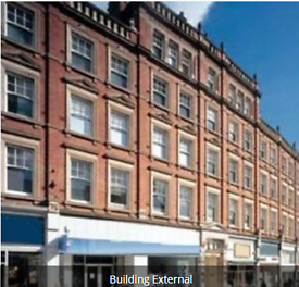 NOTTINGHAM Private & Shared Office Space to Let, NG1 - Flexible Terms | 5 - 90 people