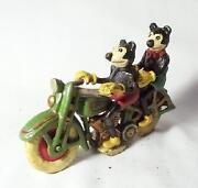 Cast Iron Mickey Mouse