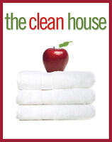 A clean home is a part of overall wellness!