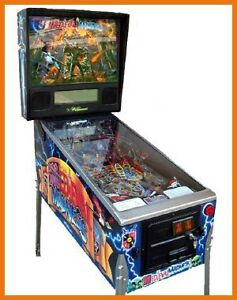 MEDIEVAL MADNESS PINBALL - IN STOCK!