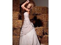 Ivory Ian Stuart Florence wedding dress with accessories - worth £1600!!