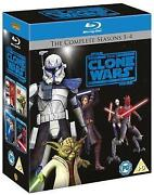 Star Wars Clone Wars Blu Ray