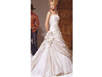 Absolutely Stunning Wedding dress - Ian Stuart Frangipani £700 ono