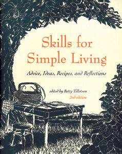 Skills for Simple Living book