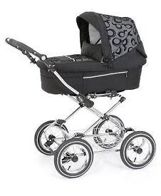 BabyStyle Prestige 3-in-1 Onyx Travel System