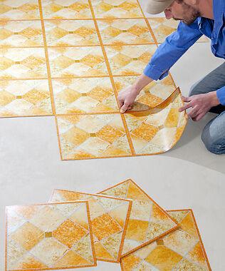 How to Repair Vinyl Floor
