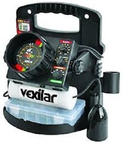 VEXILAR FL-18 NEW IN THE BOX COMES WITH $50 CASE!,ICE FISHING