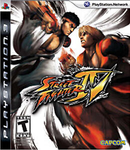 Street Fighter IV for PlayStation 3
