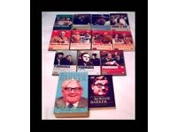 RONNIE BARKER BUNDLE - 13 ITEMS - FOR SALE