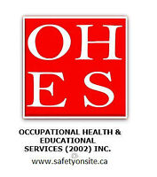 Occupational Health & Safety Committee Rep Training
