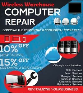 Desktop Computer & Laptop services....@ Wireless Warehouse