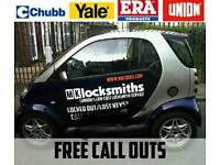 LONDON LOCKSMITH - FREE call outs :)