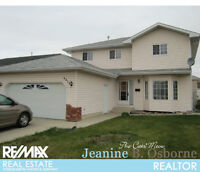 There is a Wealth of Privacy Options in this sizeable home!