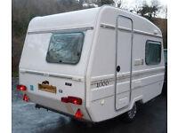 Freedom Caravan Caldbec 1066 model