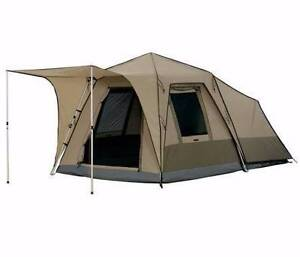 BLACK WOLF TURBO PLUS 2400 TENT Buderim Maroochydore Area Preview