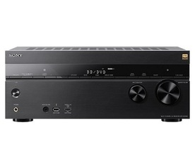 Sony STR-DN1060 7.2 Multi-room AV Receiver 165W, High-Res, HDMI 2.0,4k upscaling