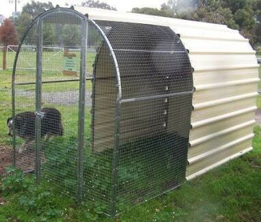 Dome Poultry and Pet Enclosures