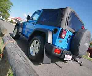 2011 Jeep Wrangler Convertible **12 MONTH WARRANTY** Coopers Plains Brisbane South West Preview