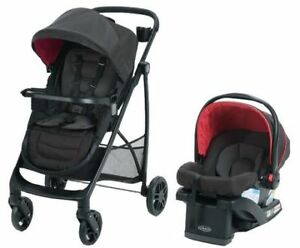GRACO Remix Travel System with Snugride 30 LXStyle Kyler 311.99$