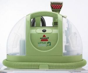Hoover little green machine spot vaccum