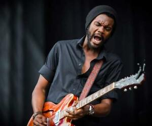 Let GARY CLARK JR. take you down @ The Danforth Music Hall