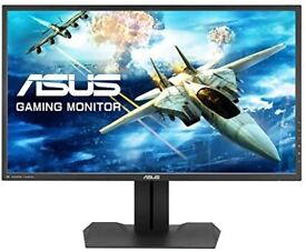Desktop Gaming Monitor ((ASUS MG279Q 27 inch IPS Gaming Monitor (2560 x 1440, 144 Hz, 4m))
