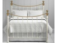 Original Bedstead Company Iron framed bed