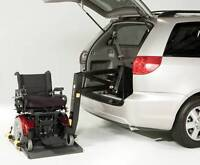 Bruno Joey Wheelchair Or Scooter Lift
