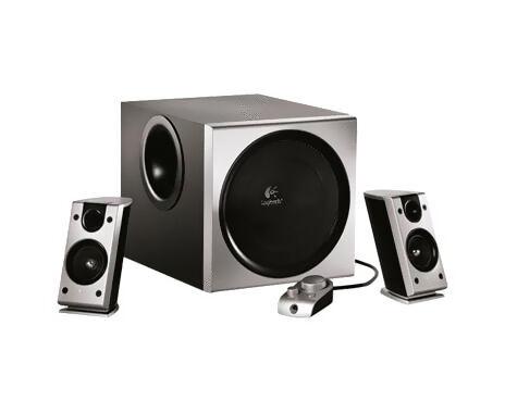 Logitech Z-4 2.1 Speaker