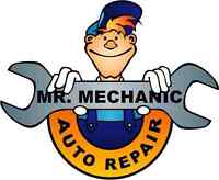 Experience mechanic and electric
