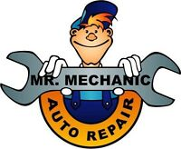 Mobile and backyard auto mechanic 10 year experience