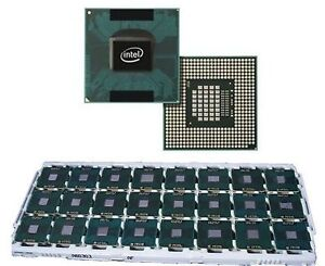 INTEL CORE 2 DUO T2130 1.86 GHZ 533 MHZ 1MB CPU SL9VZ SOCKET M NEW