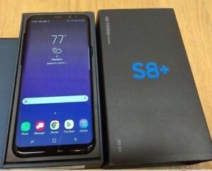 Samsung S8 in Box For Sale Unlocked $525 First Come