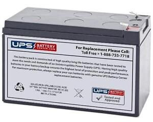 Acme Security Systems Battery