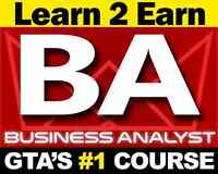 GTA's #1 Business Analyst / BA training course - Demo: Wed,Oct 7