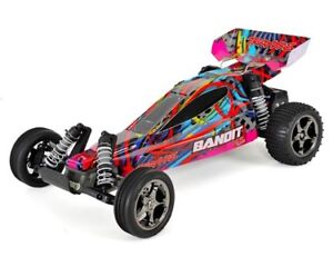 Brushless 1/10 Scale Traxxas Bandit @ Soar Hobby And More
