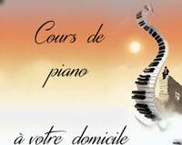Cours de piano à domicile sur la Rive-nord, Laval, Basses Laur.
