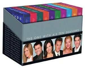 Complete Friends series DVD