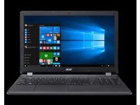 Acer Extensa 15.6-Inch HD Notebook - Black - Intel I5-7200U / 4GB RAM / 500GB HDD / Windows 10