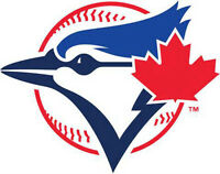 Toronto Blue Jay Tickets-FRONT ROW / FIELD LEVEL 5/26 below cost