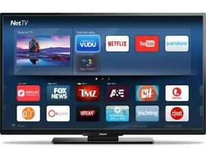 Philips 50 55 Smart LED TVs (PHILIPS 55 INCH 4K (2160P))& others