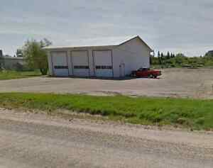 MELFORT, SK - 6 MOS COMMERCIAL SUBLET