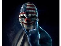 PayDay2 Gaming - Costume Mask Collectible