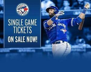 Toronto Blue Jays - Blue Jays - BEST SEATS - Upper, Lower - Last Minute - ALL HOME GAMES!! - ONLY 3% Service Fee