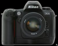 NIKON D100 digital SLR body