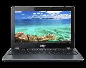 Acer Chromebook C740-C4PE 11.6 inch Intel Celeron 3205U 1.5GHz