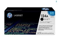 HP 124A Laser Toner Cartridges