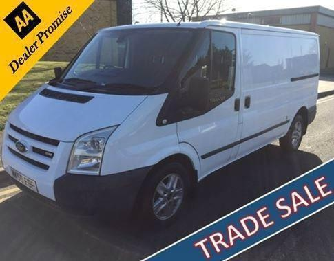 47e59404eb308a 2008 Ford Transit 2.2 TDCi 280 M Limited Low Roof Panel Van 5dr MWB Manual  Panel