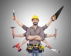 Menuisier - charpentier hors décret